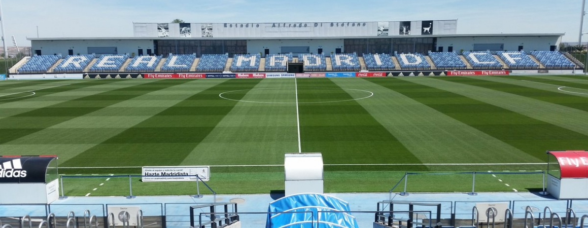 Hybrid Turf System - Real Madrid CF, Spain