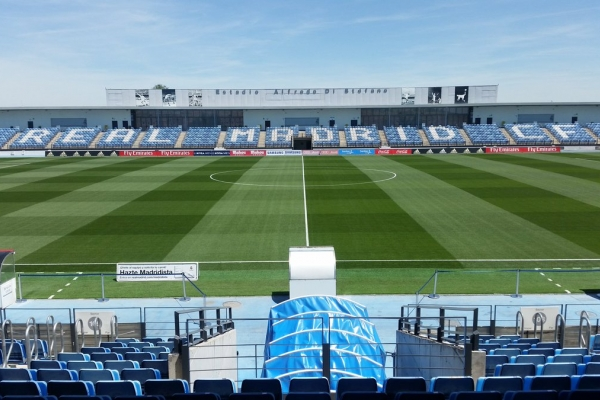 HERO Hybrid Grass at UEFA Champions 2017 Winners, Real Madrid CF