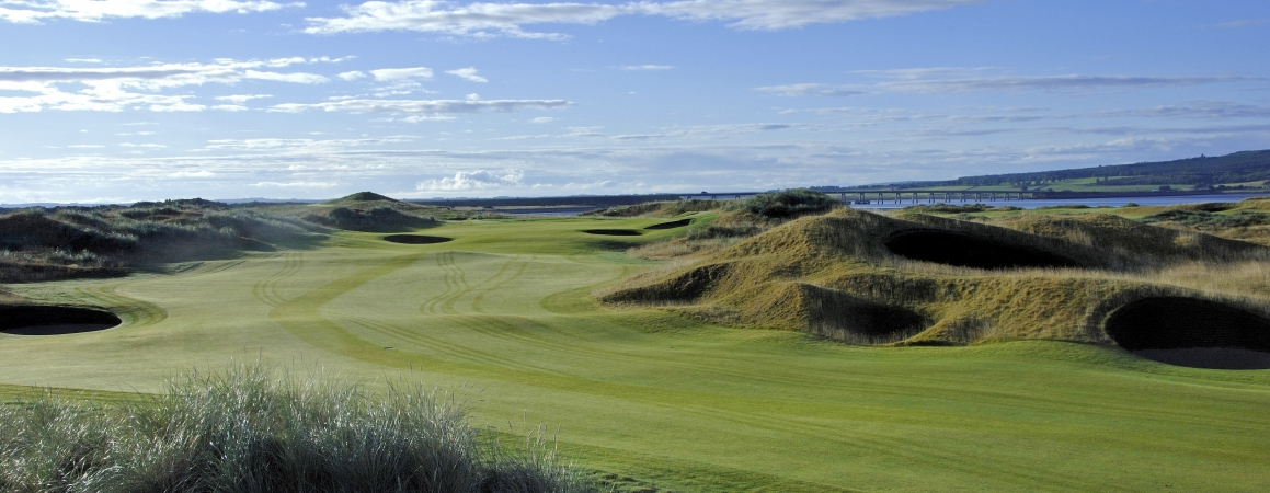 Carnegie Links at Skibo Castle, Scotland