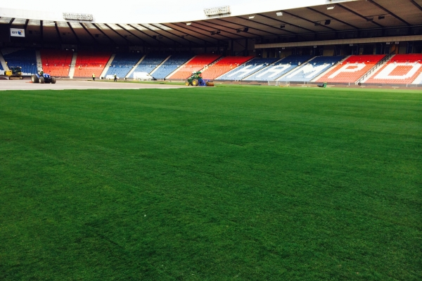 Commonwealth Games 2014, Hampden Park