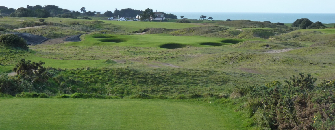 La Moye Golf Club, Jersey