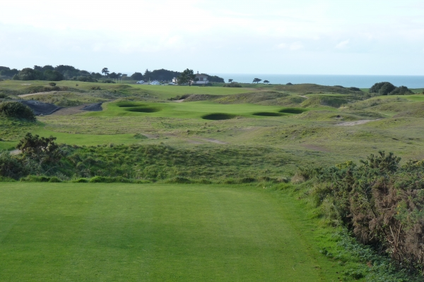 County Greens at La Moye Golf Club, Jersey