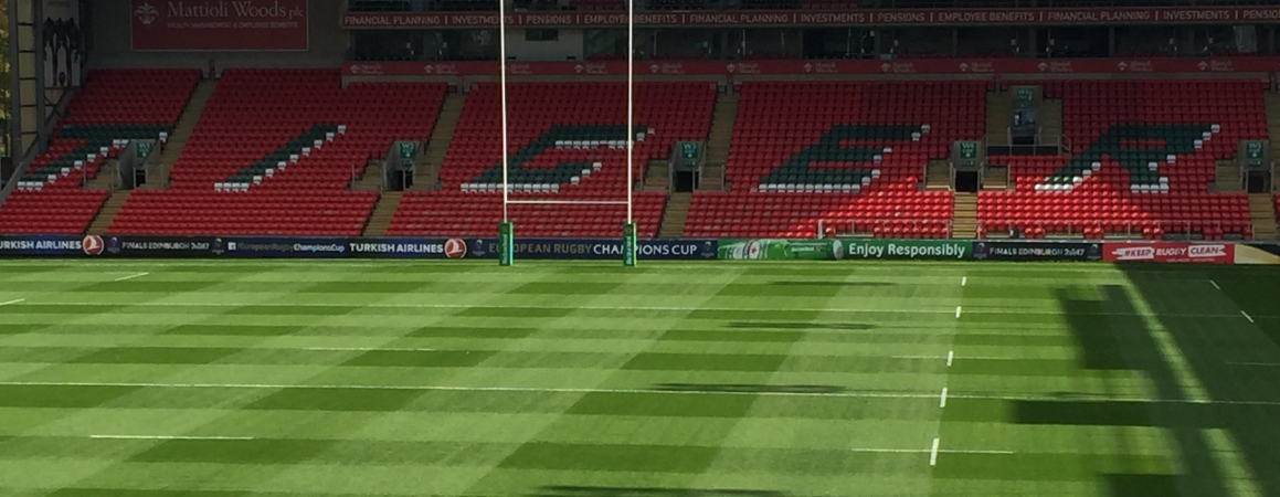 Hybrid Turf System - Leicester Tigers