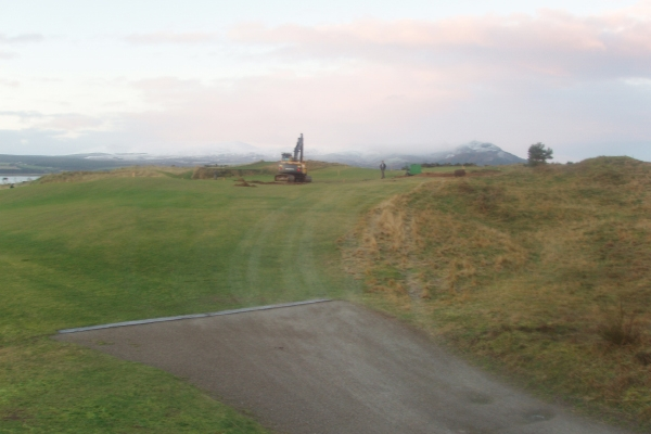 Evolution of the Carnegie Links at Skibo Castle