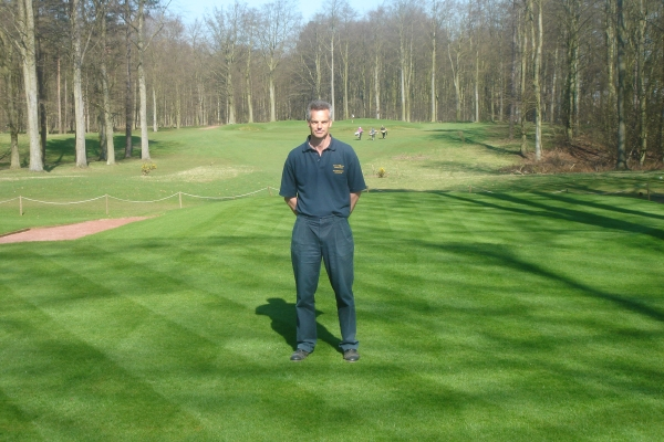 Golf Course with 'fine' taste chooses turf grown from Barenbrug grass seed