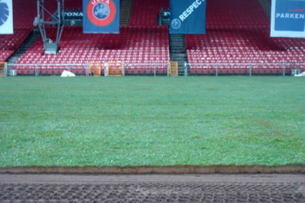 County Turf's Sports Greenscape pitches up in Denmark