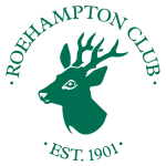 Roehampton Golf Club, London logo