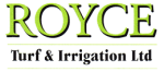 Royce Turf & Irrigation logo