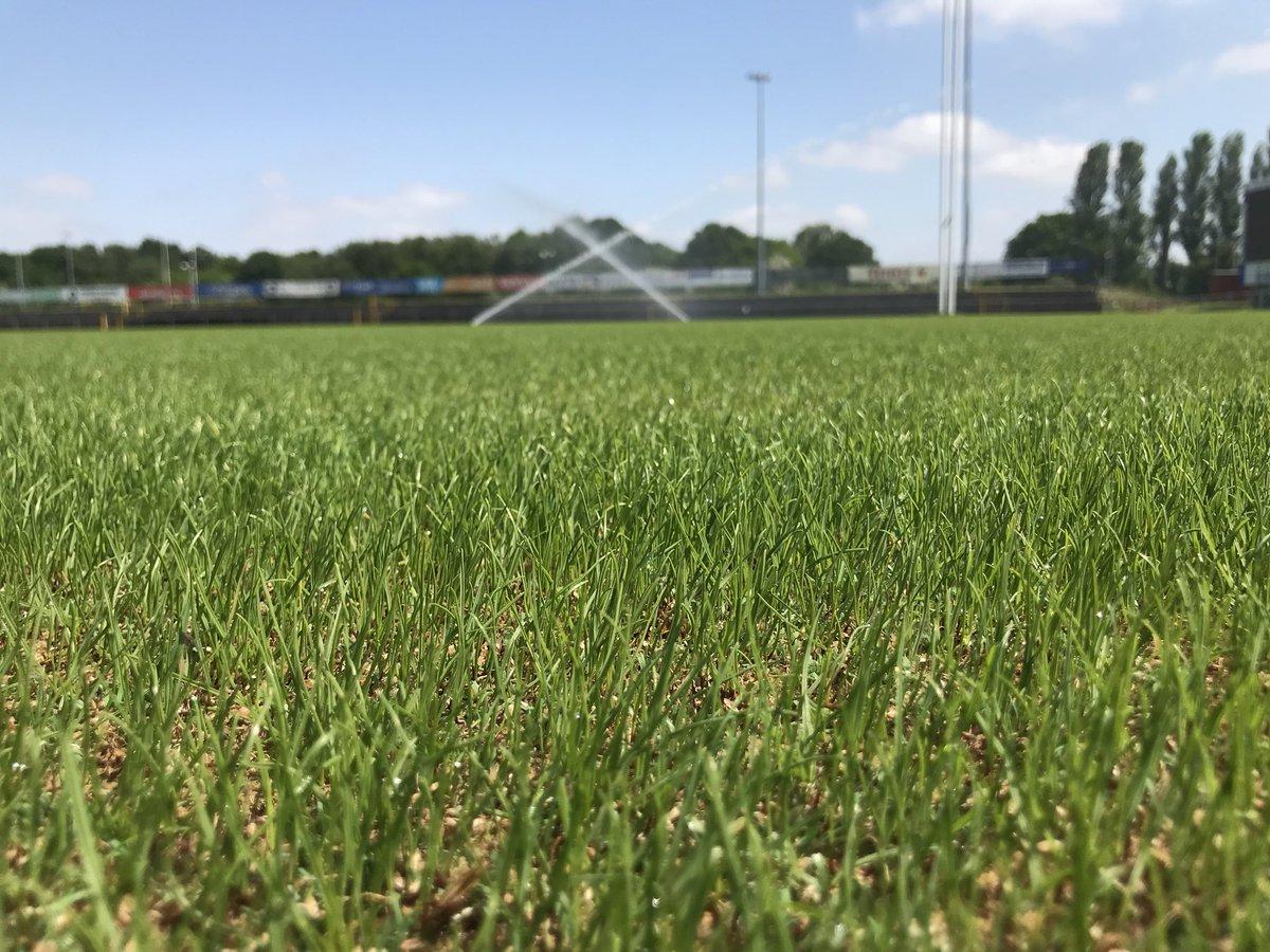 Castle Park, Doncaster Knights RFC Renovation – Summer 2018